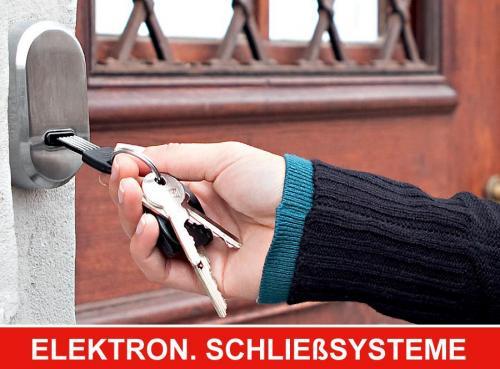 Elektronische Schließsysteme